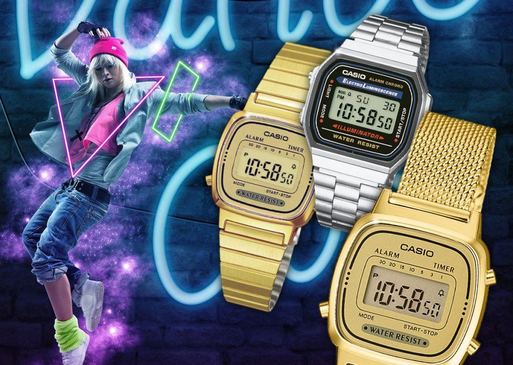 Uhr, Retro, Damen Uhren, Nostalgie Uhren, Uhrensammlung