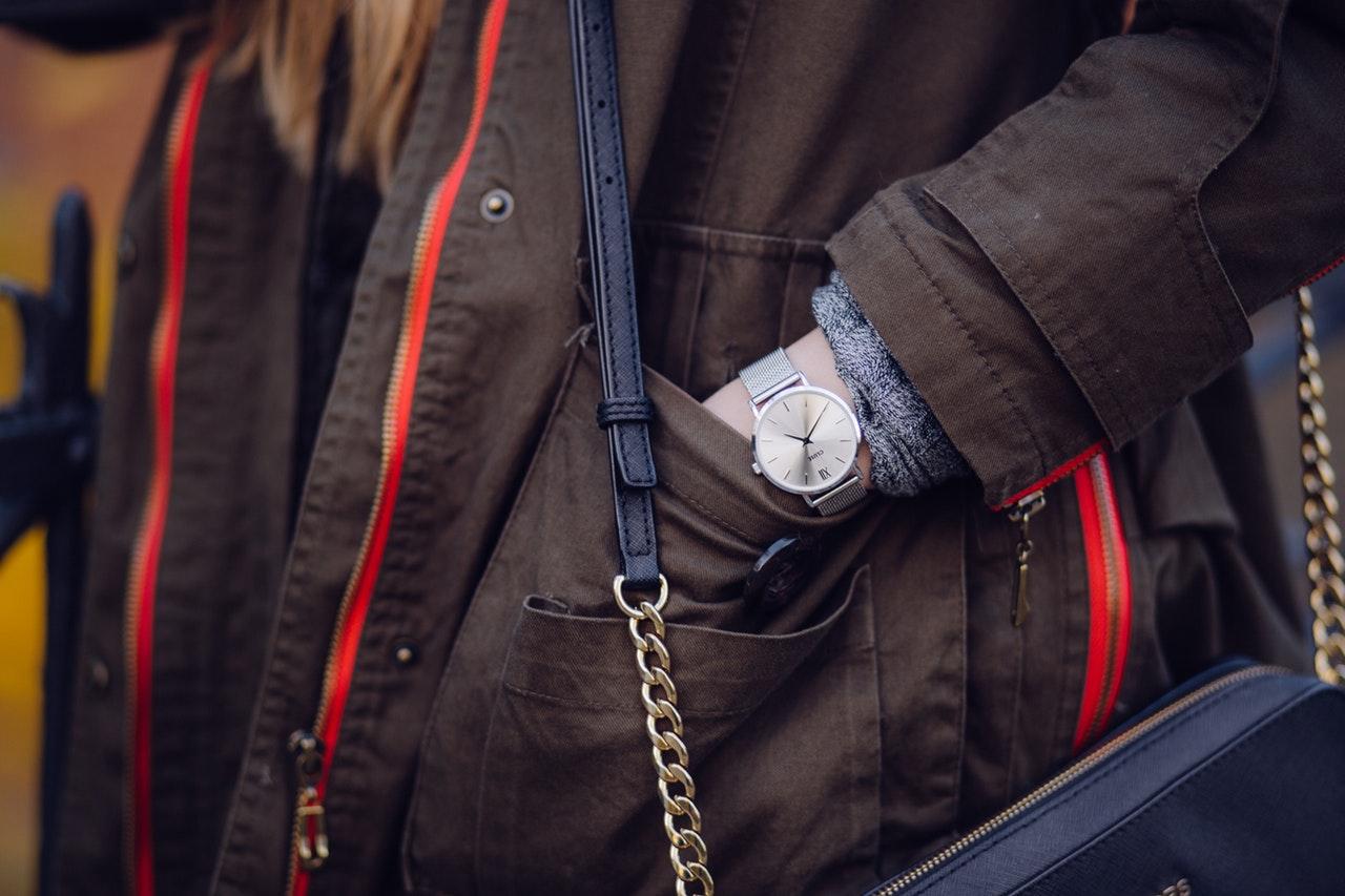 Uhrentrends, Mesh-Armband, Milanaise-Armband, Uhrentrends Damen