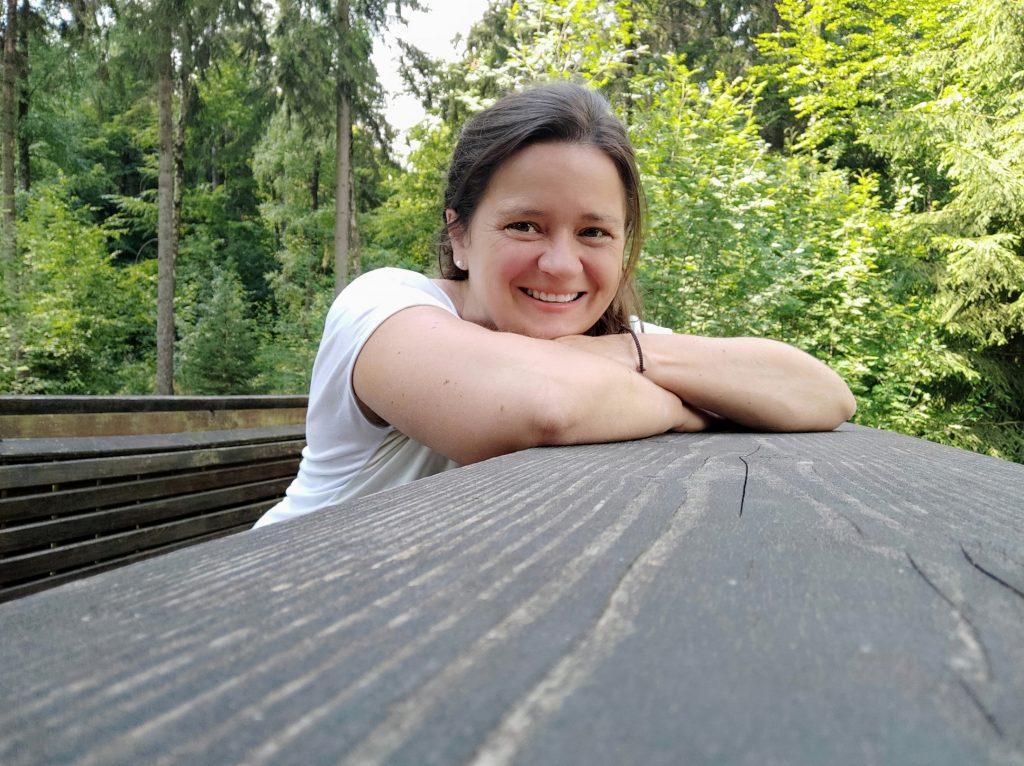 Katrin – hier im Harz – ist für urlaub-in-deutschland.jetzt auf Reisen © urlaub-in-deutschland.jetzt