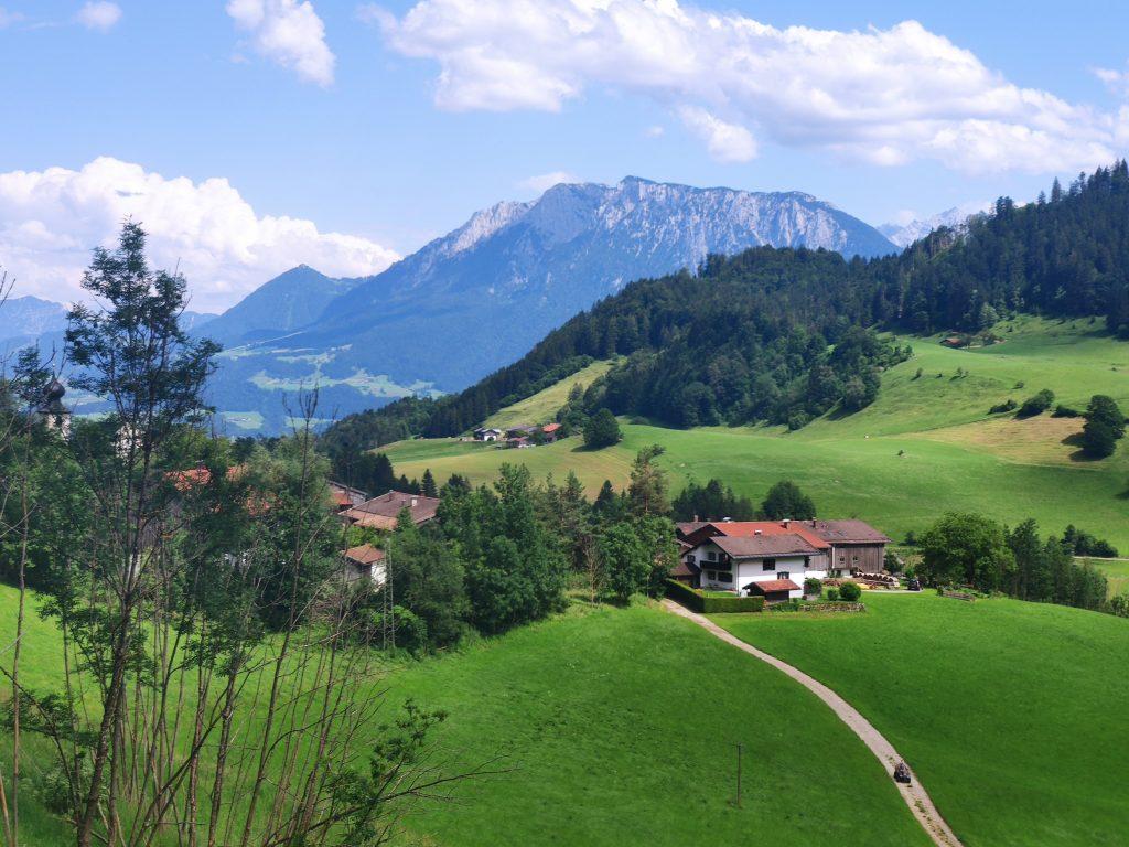 ... zum Beispiel in Oberbayern © urlaub-in-deutschland.jetzt