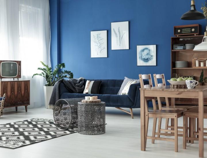 Vintage-Style in der Wohnung © Photographee eu / Shutterstock
