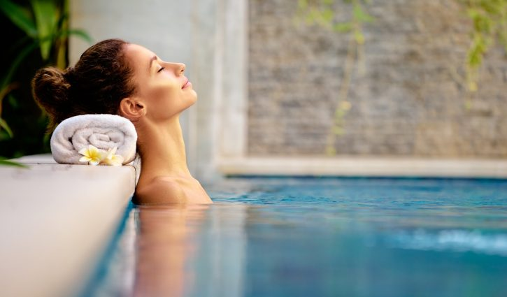 Wellness, Gesundheit, Urlaub, Wellness Urlaub