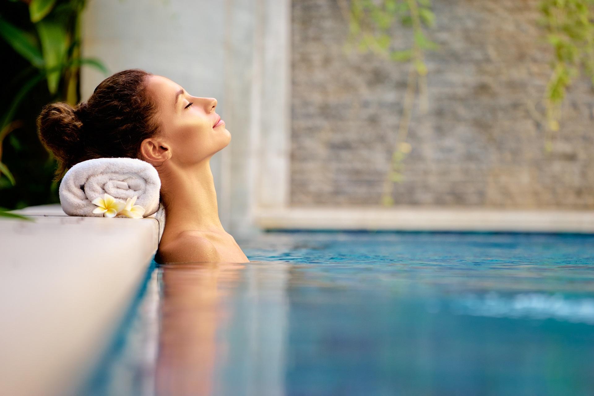 Wellness und Gesundheit im Urlaub © luengo_ua / Adobe Stock