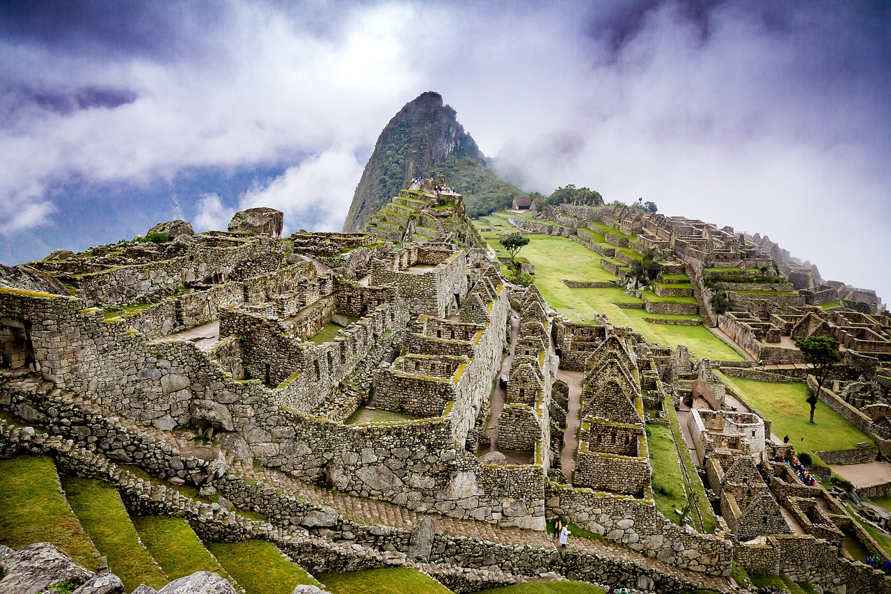 Eines der Sieben Weltwunder der Neuzeit: Machu Picchu © Poswiecie / pixabay.com