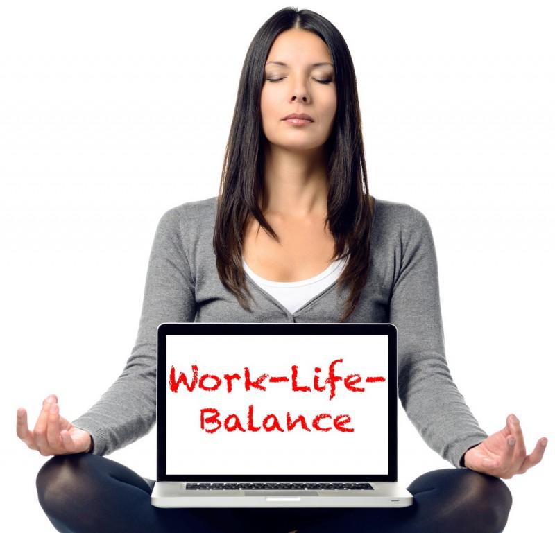 Work-Life-Balance © Lars Zahner / Fotolia.com