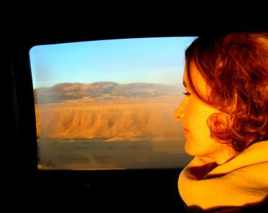 Alleinreisende Frau © freeimages