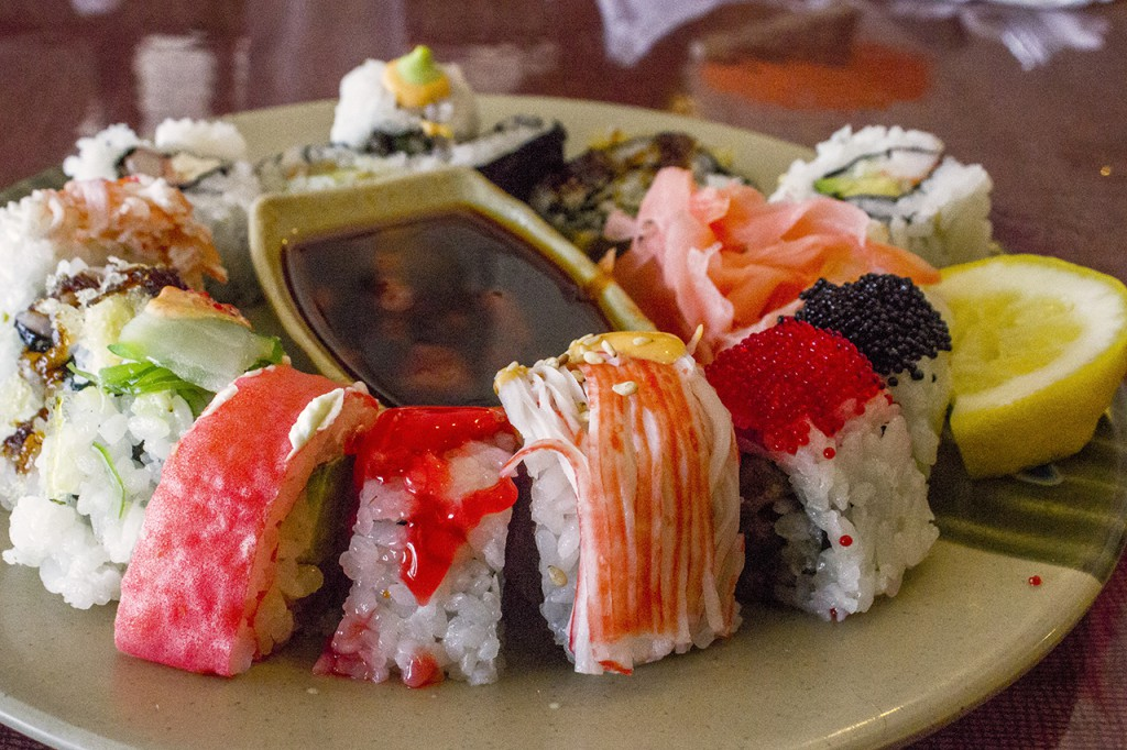 Die Japanische Küche