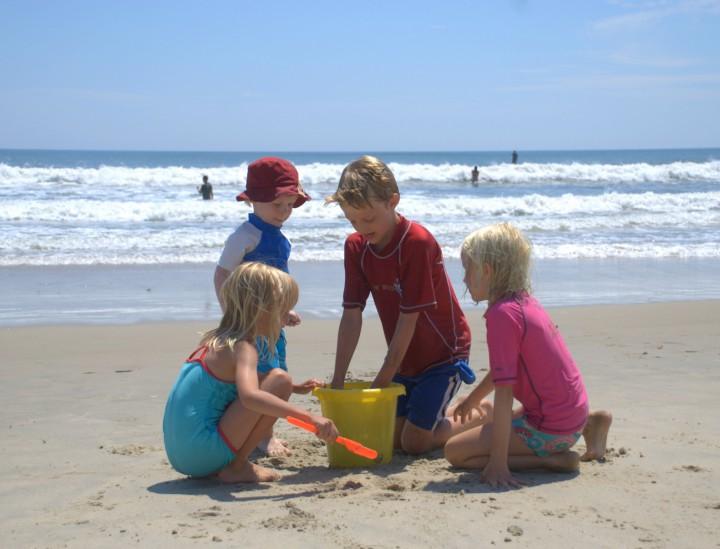 Ein Familienurlaub im Feriendorf: Urlaubsspaß für Groß und Klein