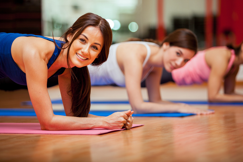 Frauen Fitness: 5 gute Gründe im Frauen-Fitnessstudio zu trainieren