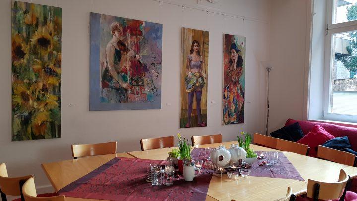 Das SARAH in Stuttgart, gegründet 1978, ist das älteste Frauenkulturzentrum Deutschlands.