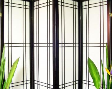 Wohnkultur: Setzen Sie die Japanische Shoji-Wand clever ein © stock.xchng