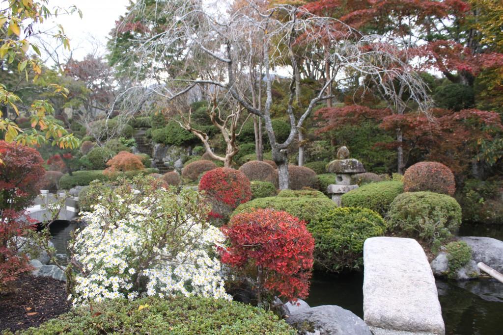 Uberlegen Japanischer Landschaftsgarten