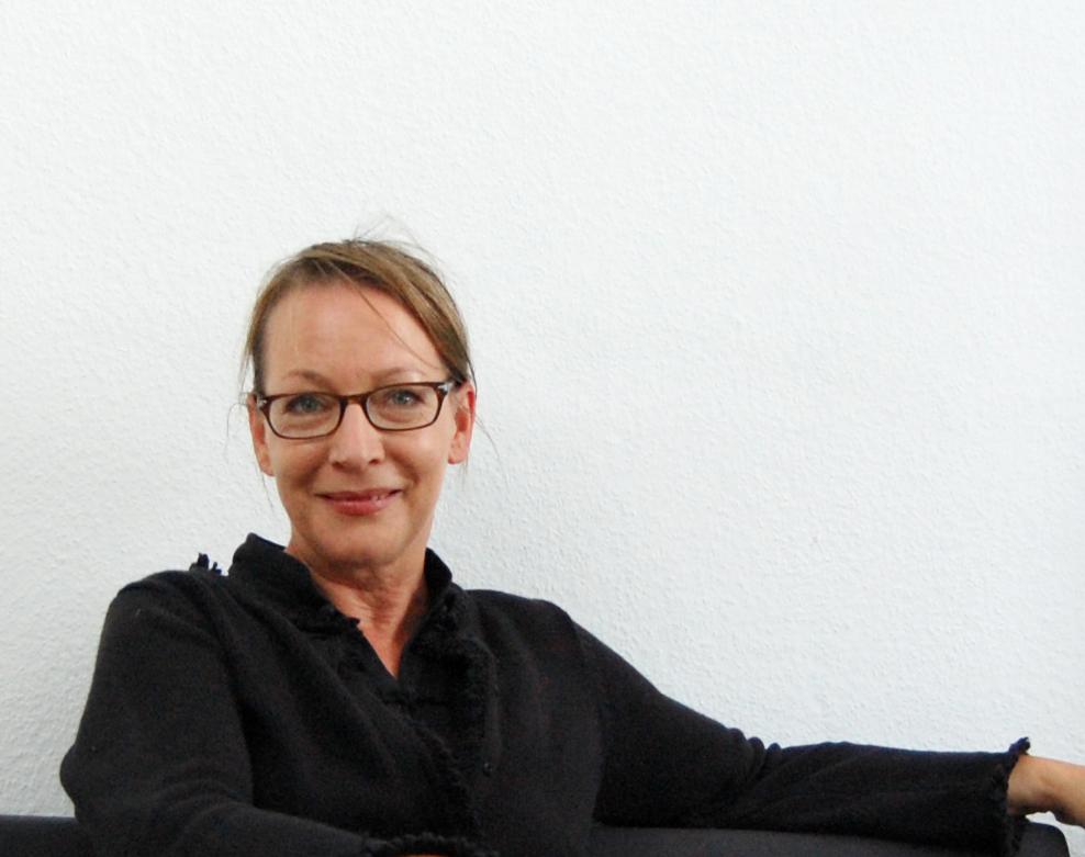 Grafikdesignerin Katrin Klink © Katrin Klink