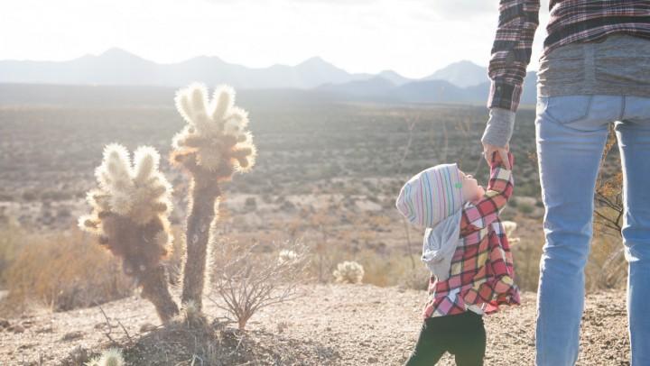 Singlereisen mit Kind