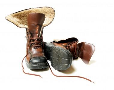 Wie Sie im Herbst und Winter die Schuhe richtig pflegen