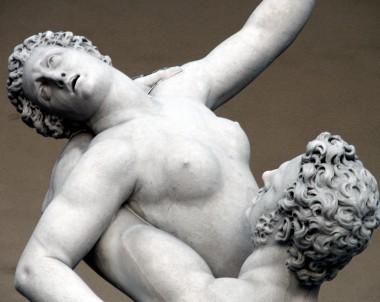 Florenz: Der Raub der Sabinerinnen in der Loggia dei Lanzi © morguefile.com