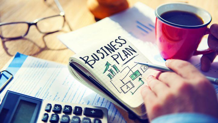 Geschäftsplan schreiben © Rawpixel.com shutterstock