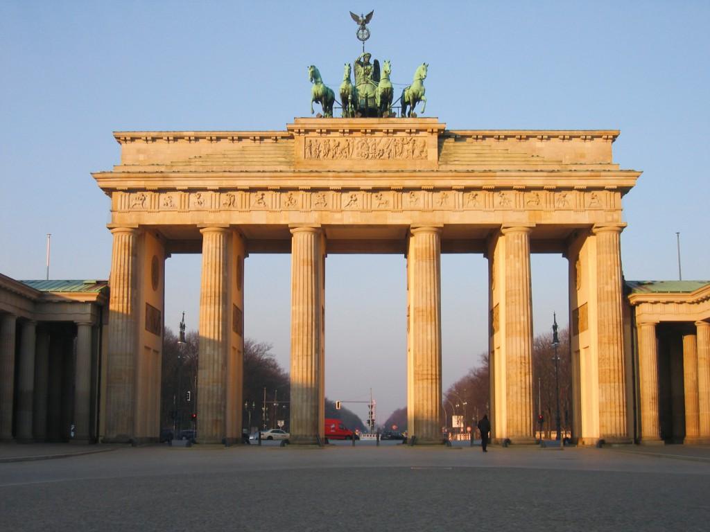 Studienreise nach Berlin