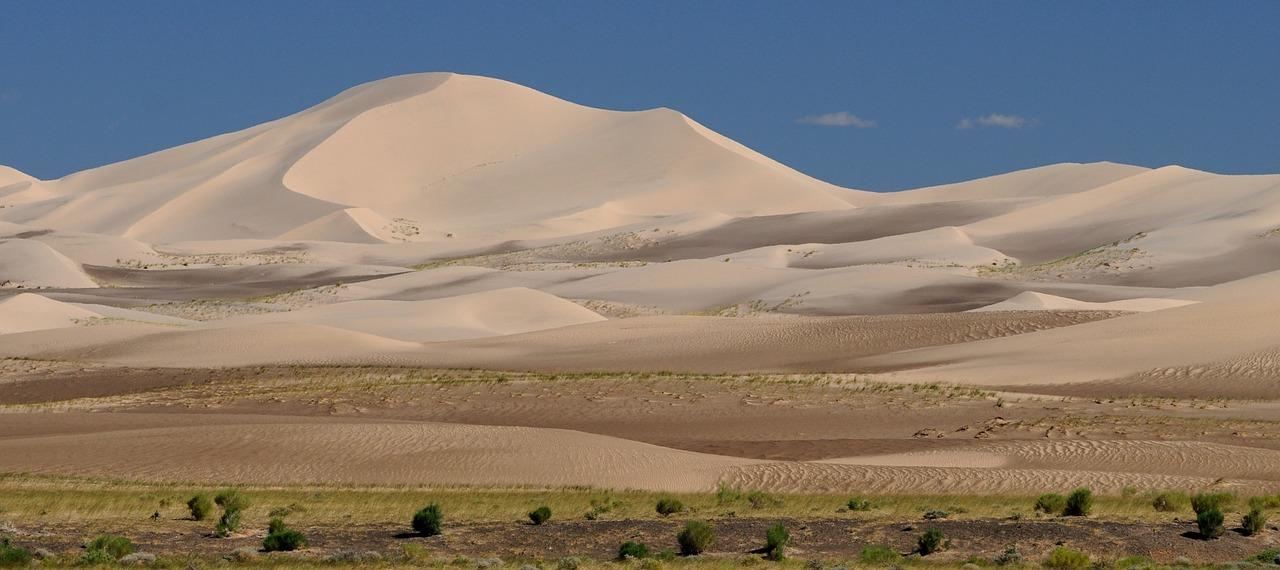 Wüste Gobi, Wüstenurlaub, Wüstenreise