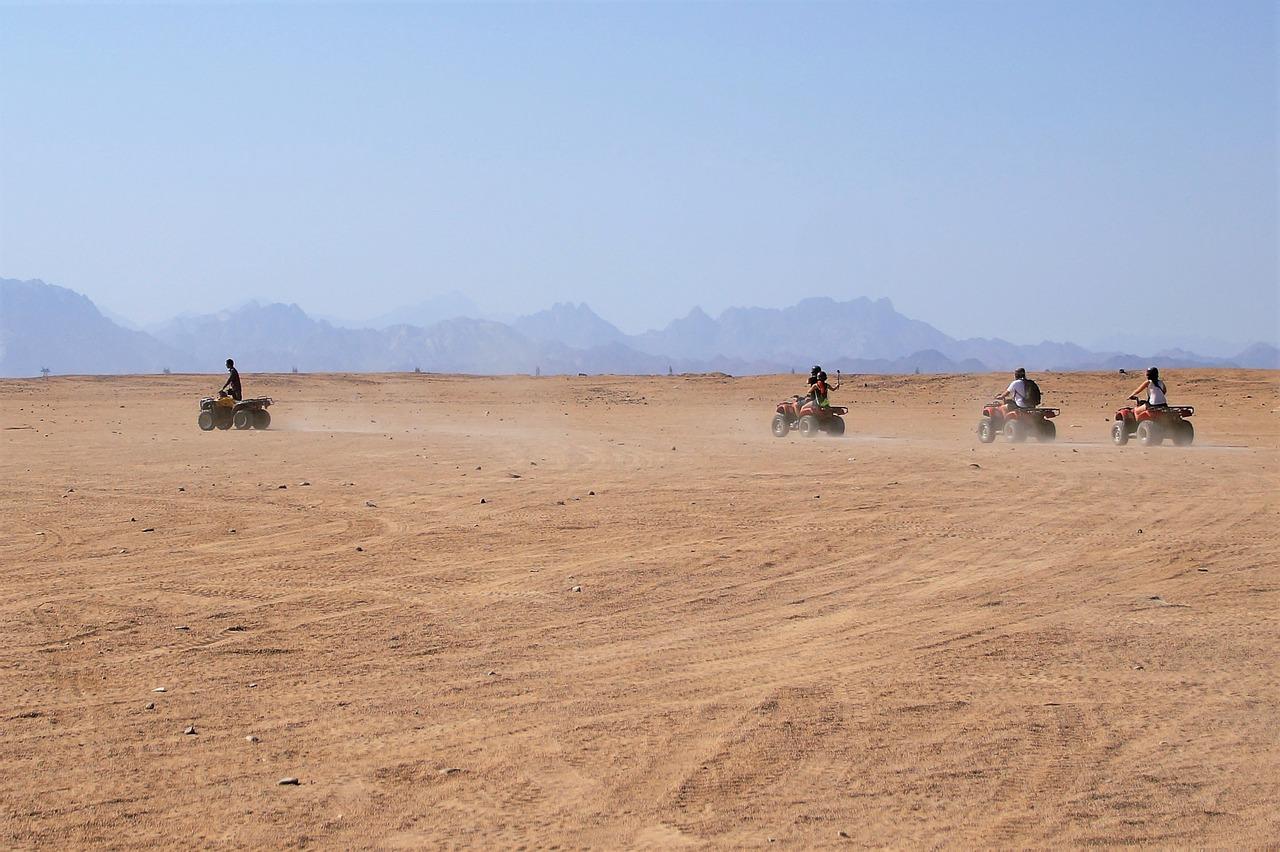 Abenteuer Wüstenreise, Quad, Wüstentrip, Wüstenurlaub