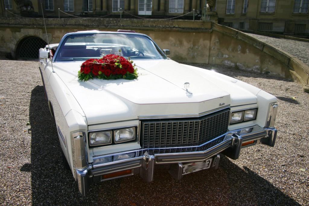 Oldtimer, Auto, Hochzeit