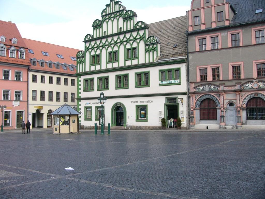 Weimar - Stadt der Dichter und Denker