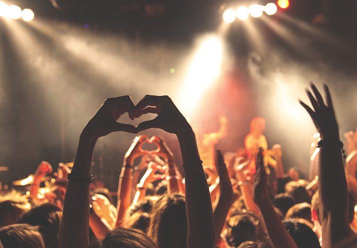 Wird es Konzerte so wieder geben? © Photo by Anthony DELANOIX on Unsplash