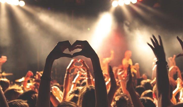 Wie wird die Zukunft von Konzerten und Events aussehen?
