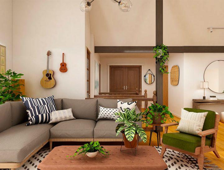Die Wohnung oder das Haus Nachhaltig einrichten – Weniger ist mehr.