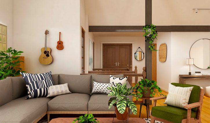 Die Wohnung nachhaltig einrichten